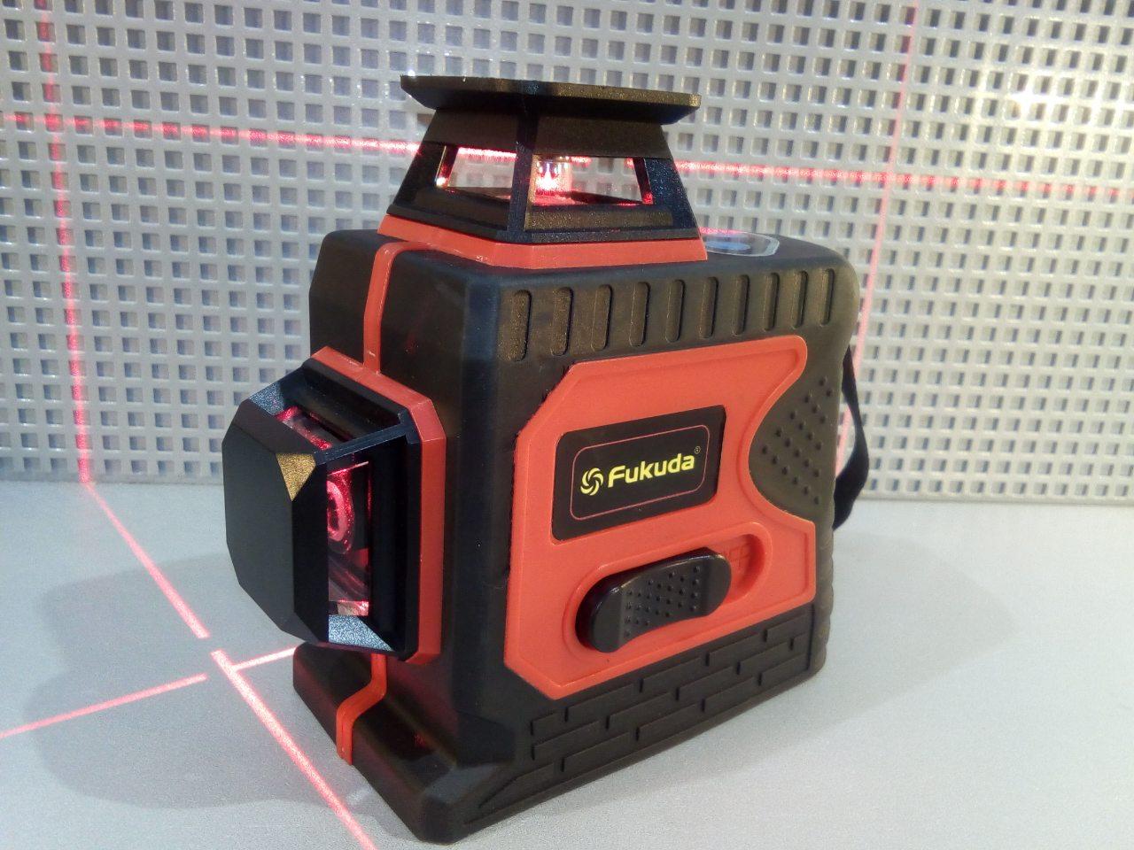 Лазерный осепостроитель fukuda